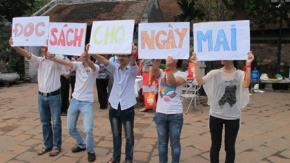 Vài năm gần đây có thể khẳng định số người đọc sách ở Việt Nam, cũng như số lượng sách được đọc đã tăng đáng kể.