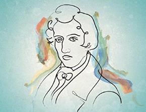 Nhà soạn nhạc vĩ đại người Ba Lan Frédéric Chopin (1810-1849)