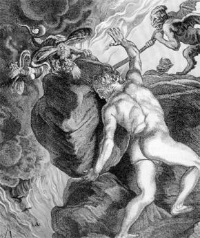 Sisyphe, một nhân vật của thần thoại Hy Lạp