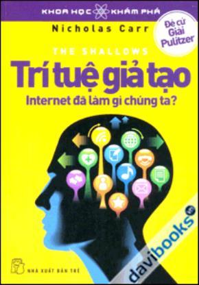 Tác giả: Nicholas Carr, Dịch giả: Hà Quang Hùng. Linh Giang