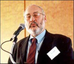 Nhà kinh tế học nổi tiếng đoạt giải Nobel J.Stiglitz