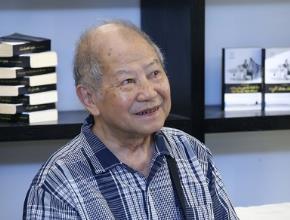 Nhà giáo Phạm Toàn. Ảnh: Hoàng Nam
