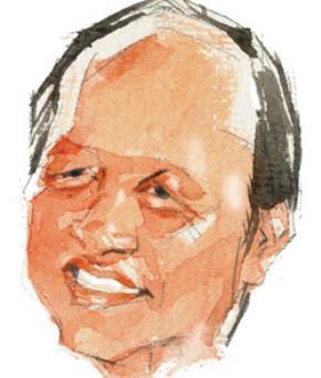 Ông Phan Chánh Dưỡng, chuyên gia kinh tế, giảng viên trường Fulbright