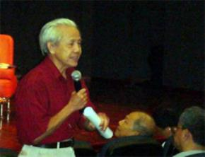 Giáo sư Hồ Ngọc Đại: Nhân loại hạnh phúc vì có nhà văn