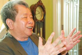Chuyên gia kinh tế Nguyễn Trần Bạt. Ảnh: Xuân Ba
