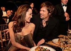 Bức thư cảm động Brad Pitt viết cho Angelina Jolie
