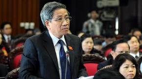 Phát biểu của GS. Nguyễn Minh Thuyết về Nợ công