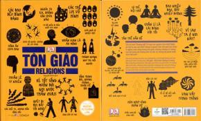 """Bìa sách """"Tôn giáo - Khái lược những tư tưởng lớn"""""""