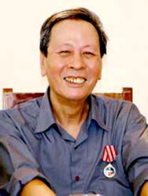 Nhà văn Nguyễn Khải