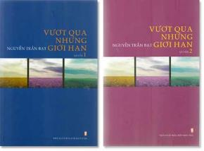 """Giới thiệu sách: """"Vượt qua những giới hạn"""" của Nguyễn Trần Bạt"""