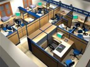 Làm việc trong môi trường văn phòng cũng là một sức ép