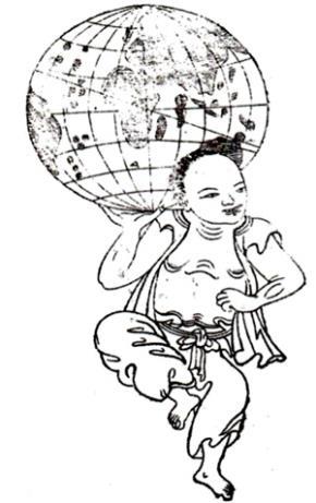 Biểu tượng của phong trào Đông Kinh Nghĩa Thục