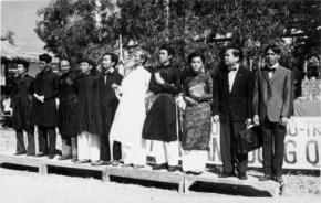 Sĩ phu, trí thức nước nhà đầu thế kỷ 20