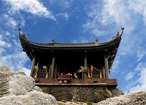 Chùa Yên Tử (Nguồn: dulichhn.com)