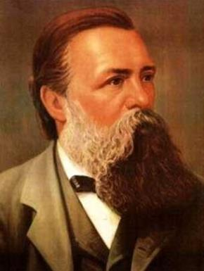 Friedrich Engels (28-11-1820 - 5-8-1895)