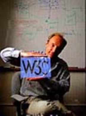 Tim Berners-Lee, người sáng tạo ra WWW