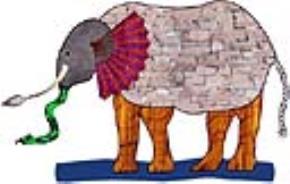 """So sánh các dị bản truyện """"Thầy bói sờ voi"""" và tâm thức dân tộc"""