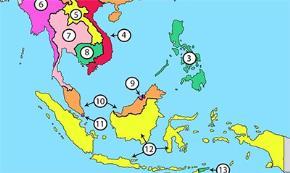 """Khu vực học, tiếp cận khu vực và sự """"tụt hậu"""" của Việt Nam?"""