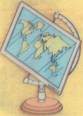 Thế giới không… phẳng!