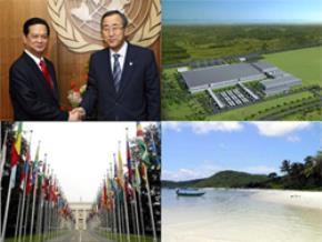 Chiến lược ngoại giao của các quốc gia nhỏ yếu