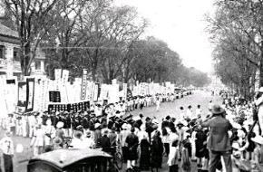 Đám tang cụ Phan Châu Trinh tháng 3/1926
