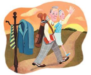 Vì sao sợ về hưu?