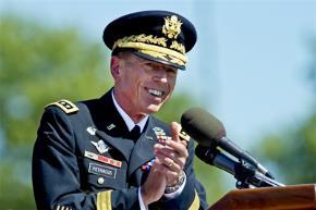 Đô đốc William H. McRaven, Chỉ huy trưởng Bộ chỉ huy Đặc nhiệm Mỹ (Commander of United States Special Operations Command – USSOCOM)