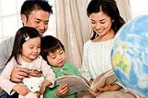 Văn hóa đọc phải bắt đầu từ gia đình