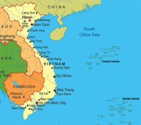 Hoàng Sa, Trường Sa theo Trung Quốc sử