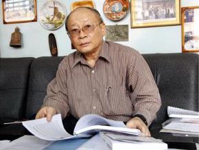 TS khoa học Phan Dũng - Ảnh: L.Điền