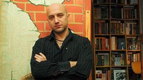 Nhà văn Zakhar Pripelin - Ảnh: Russialook