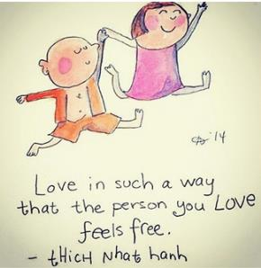 Sống với nhau lâu dài, đó là vì nghĩa, không phải vì tình