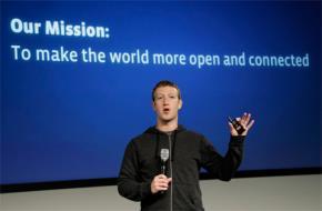 Facebook chuyển đổi sứ mệnh, hướng tới xây dựng cộng đồng