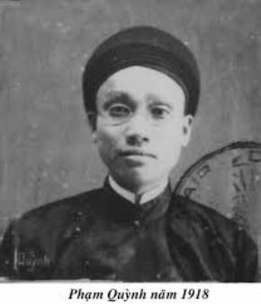 Bài diễn thuyết bằng quốc văn của ông Phạm Quỳnh