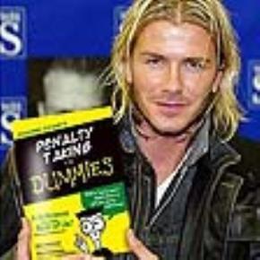 Beckham - một tên tuổi, một thương hiệu đang được khai thác tối đa