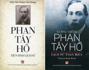 Hai cuốn sách mới về sự nghiệp của chí sĩ Phan Châu Trinh (1872-1926)
