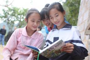 Hãy truyền đến các em lòng ham mê đọc sách
