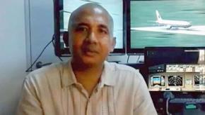Cơ trưởng máy bay Boeing 777 số hiệu MH730, Zaharie Ahmad Shah. Ảnh: Facebook