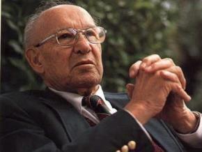 Peter Drucker (1919 - 2005)