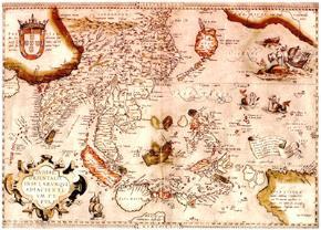 Từ một tấm bản đồ hàng hải cổ - Luận bàn về danh tính của nước Việt