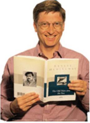 24 giờ khác của Bill Gates