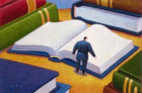 Văn chương trẻ tăng tốc trong mơ hồ