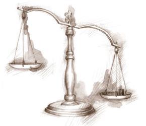 Pháp luật đơn sơ và Pháp luật buồn cười