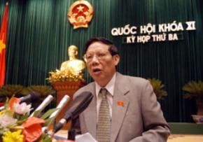 Ông Lê Huy Ngọ - Một trong những quan chức đầu tiên của Việt Nam đã từ chức