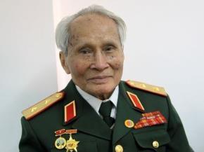 Trung tướng Nguyễn Quốc Thước - nguyên Tư lệnh Quân khu IV: Chúng ta phải cảnh giác với ý đồ bành chướng của Trung Quốc.