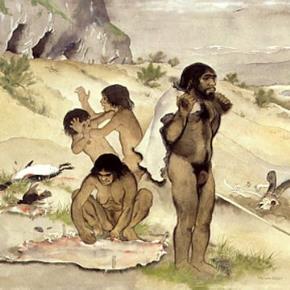 Ngôn ngữ của người xuất hiện từ khoảng 100.000 năm trước