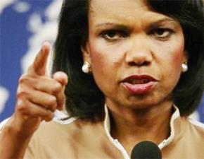 Bà Condoleezza Rice cựu ngoại trưởng Mỹ