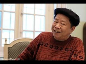 Ông Nguyễn Trần Bạt. Ảnh: Nguyễn Nam Long