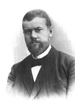 Nhà xã hội học người Đức Max Weber (1864-1920)