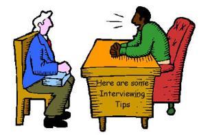 Lạm bàn về phỏng vấn đàn ông
